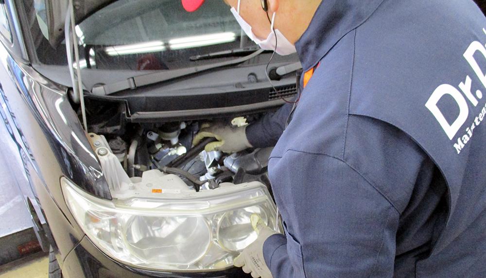 安心かつ安全な「車検・整備・点検」はカイトにお任せください